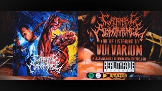 CARNAL ABHORRENCE - VULVARIUM [OFFICIAL LYRIC VIDEO] (2019) SW EXCLUSIVE
