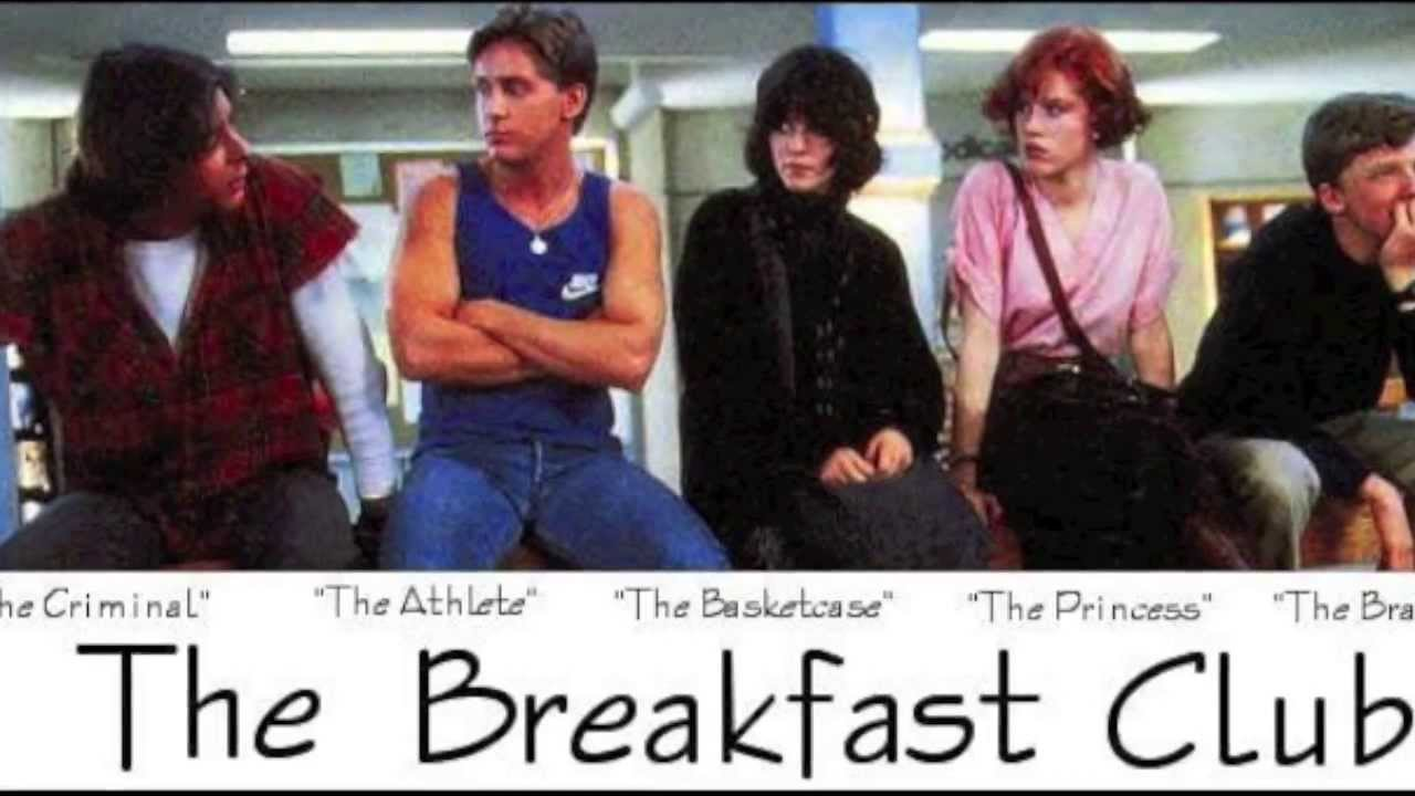 breakfast club themes essay A short overview of the inner-workings of the hit 80's classic breakfast club stay updated   https://twitter.