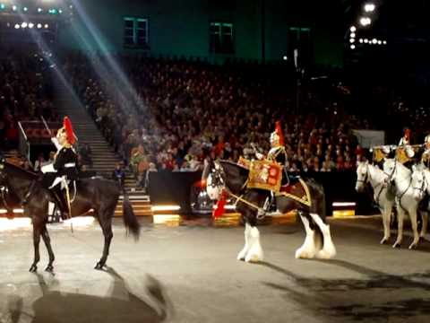 Basel Tattoo 2009 - Band of the Blues and Royals