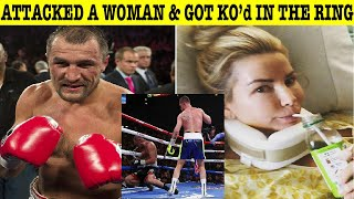 Top 10 Fighters Getting KOd After Putting Their Hands on Women