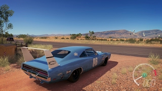 Forza Horizon 3| 1969 DODGE CHARGER DAYTONA HEMI