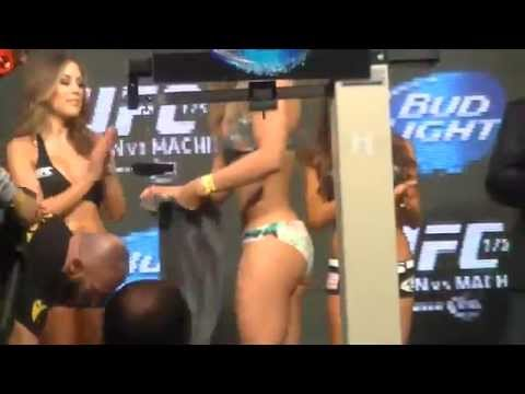 Thumbnail: Sexiest Ronda Rousey Moment Ever!!!