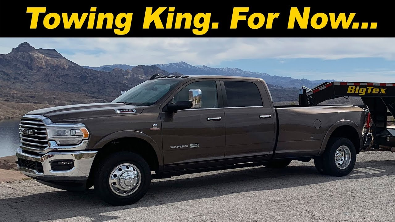 2019 Ram 2500/3500   Towing To The Max