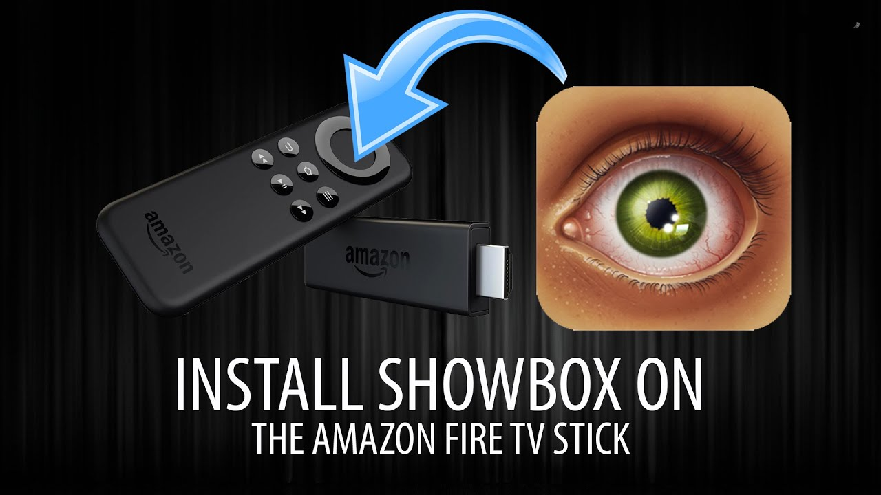 Amazon Fire TV Stick Stream FREE HD Movies & TV (Windows Tutorial  #046FC7 1920 1080
