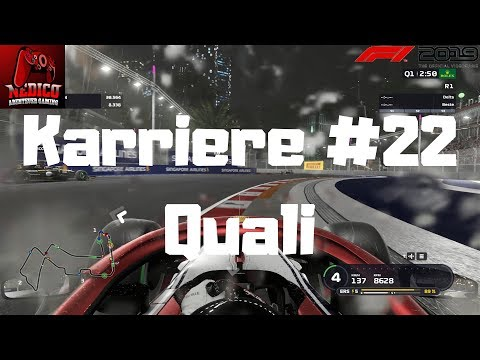 Let´s Play F1 2019 Karriere #22
