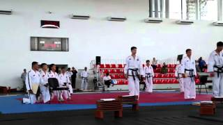 North Korea Taekwon do ITF
