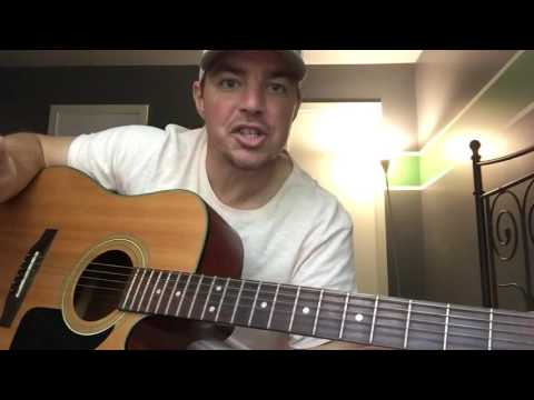 A Little More Summertime | Jason Aldean | Beginner Guitar Lesson