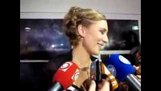 Športovec roka 2010: Anastasia Kuzminová hodnotí olympijský rok 2010