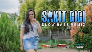 DJ SAKIT GIGI DIVANA PROJECT | DJ VIRAL TIKTOK | SLOW BASS IRPAN BUSIDO 69 PROJECT