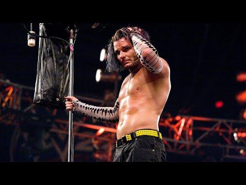 Jeff Hardy vs. Umaga - Steel Cage Match:...