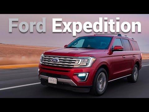 Ford Expedition - Por fin mira a la Suburban desde arriba   Autocosmos