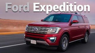 Ford Expedition - Por fin mira a la Suburban desde arriba | Autocosmos