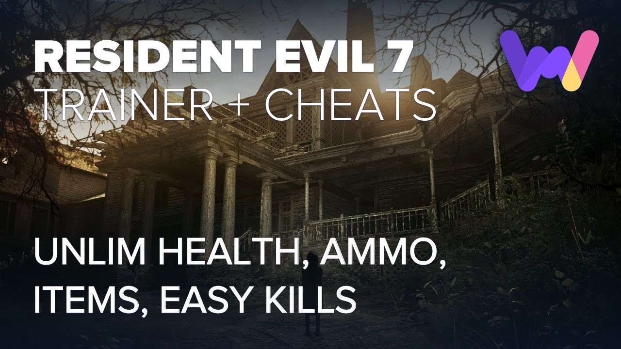 Resident Evil 7 Cheats and Trainer