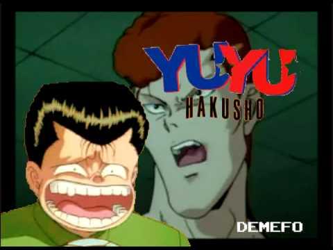 1ª Yu Yu Hakusho Curiosidades na Dublagem da Manchete