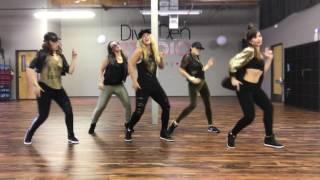 24K Magic :: Dance Party Hustle @ Diva Den Studio
