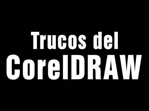 Tutorial (Trucos) - aqui encontraras algunos trucos que quizas no conocias de corel draw
