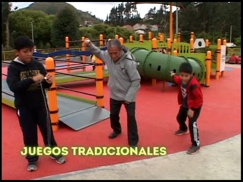 Juegos Tradicionales Del Ecuador Youtube