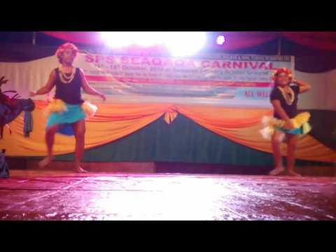 Island Breakers,Labasa.Fiji Islands....dancing to the song'Better when I am Dancing'