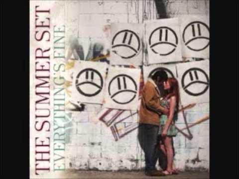The Summer Set - Last First Kiss (with lyrics)