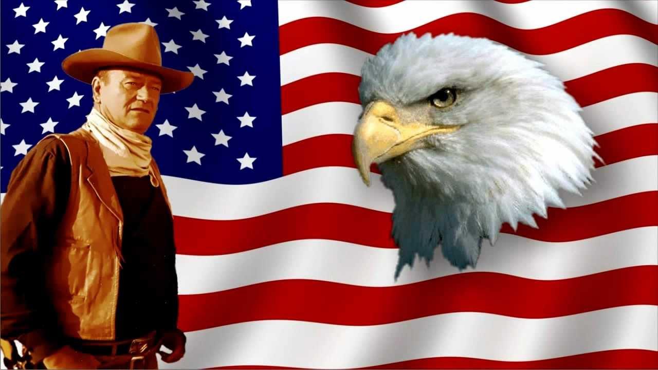 Make Own Quote Wallpaper Spoken Word Patriot John Wayne Spoke Words On Liberals