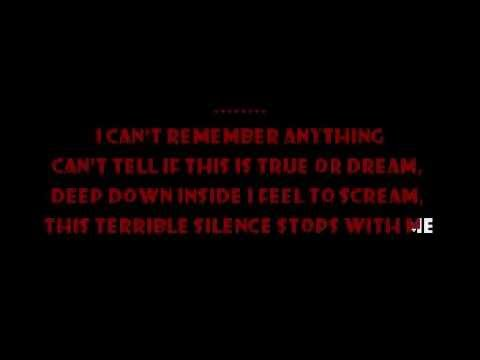 One - Metallica Karaoke