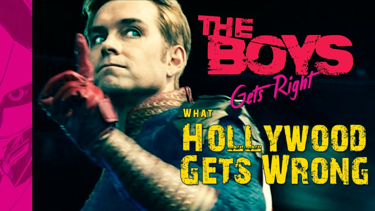 The Boys Gets Right What Hollywood Gets Wrong