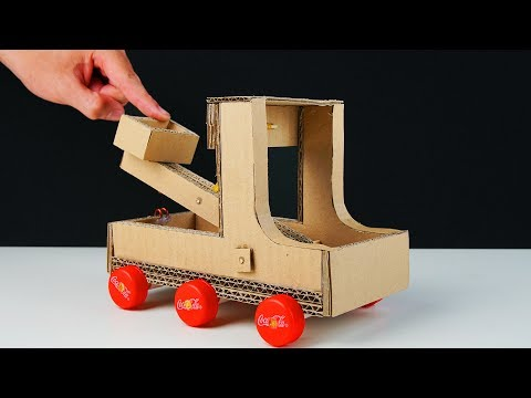 Thumbnail: How To Make EASY CATAPULT from Cardboard
