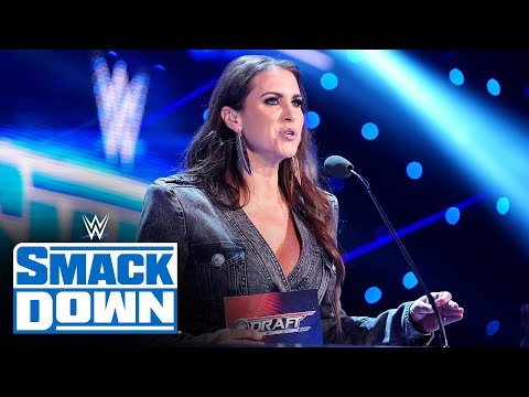 WWE Draft 2020 gets underway with Rounds 1 & 2 on SmackDown: SmackDown, Oct. 9, 2020
