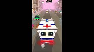 Rush Hour 3D Unity Source Code
