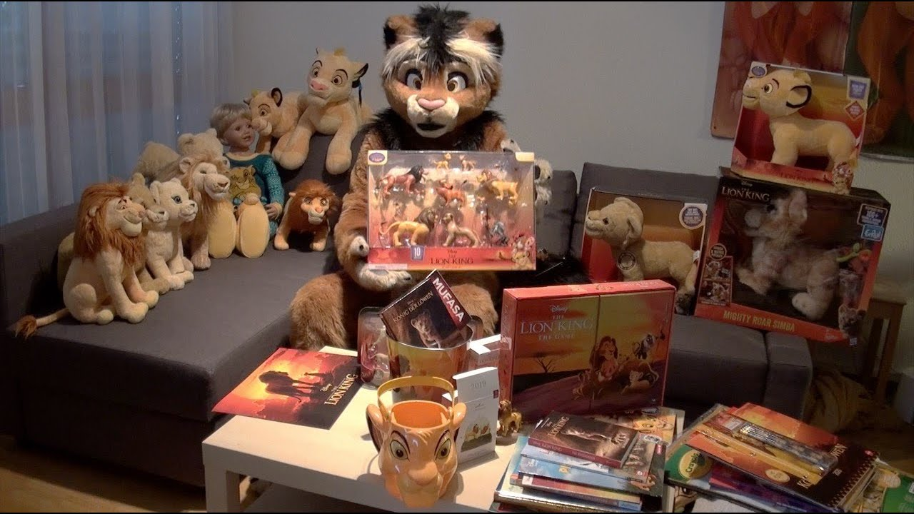 Kitwana S Toys 42 My 2019 The Lion King Toys Merch Haul Overview Youtube