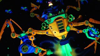 Buzz Lightyear's Space Ranger Spin, Magic Kingdom, Walt Disney World, (HD 1080p)