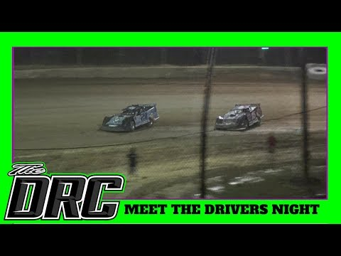 Moler Raceway Park | 6/15/18 | Super Late Models | Meet The Drivers Night
