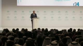 كلمة رئيس البنك الدولي في القمة العالمية للحكومات