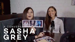 "Sasha Grey tackles Singlish, imitates a dying goat and plays a Singaporean ""Shoot, Shag, Marry"""