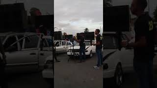 Loudness AT SOUTH HAVRN CARSHOW (Trinidad Car Audio )