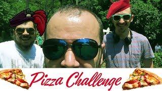 Pizza Challenge Romania (Mi-e Foame! s02e15)