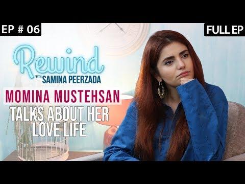 Download Youtube: Momina Mustehsan on Rewind with Samina Peerzada | Inspiring Interview | Afreen Afreen | Episode 6