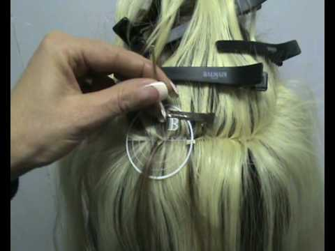 How To Apply DoubleHair Strip With Rings V2 Mpeg4avi