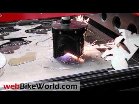 Torchmate CNC Plasma Cutting Table
