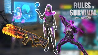 Amazing Cheap Skins & Updated Graphics - Rules of Survival Update