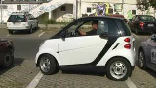 Smart ForTwo coupe CDI - Speed Industry test-drive!
