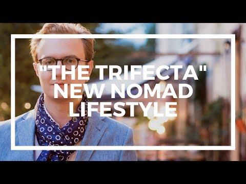 """""""The Trifecta"""": How to travel less as a tax-free Nomad"""