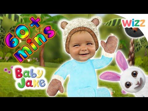 Baby Jake - Boingy-Bouncy   Yacki Yacki   Full Episodes   Wizz   Cartoons for Kids