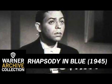 Rhapsody in Blue (Original Theatrical Trailer)