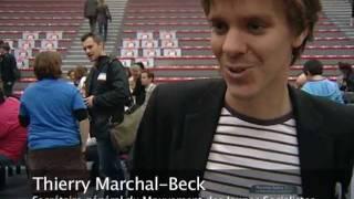 Thierry Marchal-Beck, la primaire au coeur
