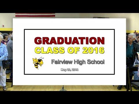 2016 5 20 EVENT FVHS Graduation