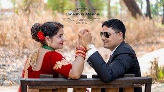 Umesh Weds Meena II Wedding Highlight DEEPAK HD VIDEO II Rahar Chha Sangai_Captain.