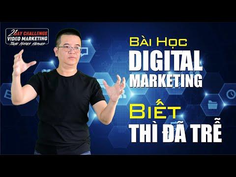 Bài Học Lớn Nhất Mà Người Mới Làm Digital Marketing Biết Thì Đã Trễ (Nên Xem Trước Khi Quá Muộn!)