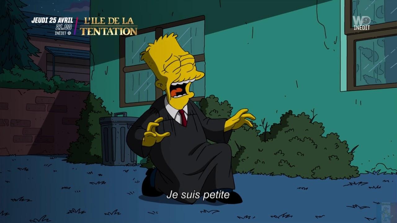 Tout les décès dans les Simpson