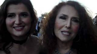 Melissa Manchester and Hannah Manchester